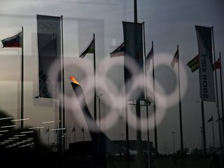 Athlete tests positive for doping