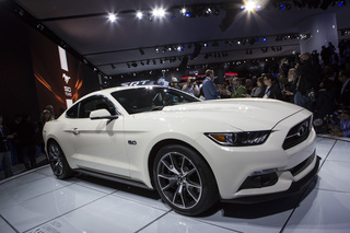 Industry's optimism shines at New York Auto Show