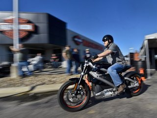 Harley-Davidson motorcycles may have brake issue