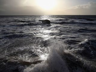 NASA: Ocean levels rising at slower levels
