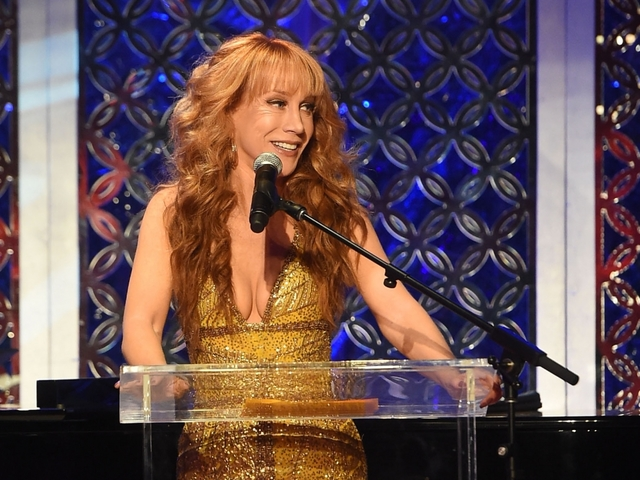CNN cuts ties with Kathy Griffin