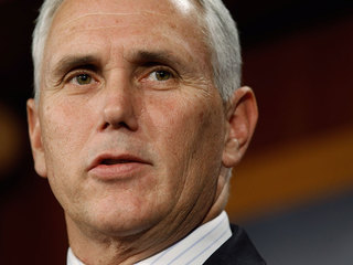 Pence says he 'stands with President'