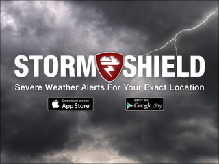 Stay ahead of the storms with our weather app