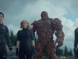 Box Office Top 3: 'Fantastic Four' fails again