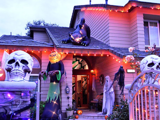 Need a fall or Halloween themed event to attend?