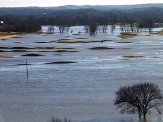 Fallin requests federal assistance for flooding
