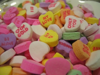 What is the most popular VDay gift in Okla.?