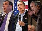 Governors team up against Rubio
