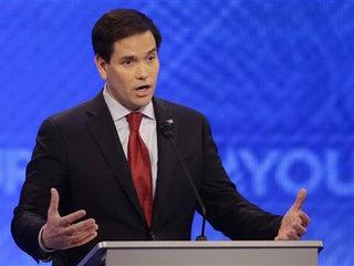 Rubio faces barrage of attacks in GOP debate