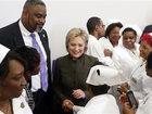 Clinton calls Flint crisis 'immoral'