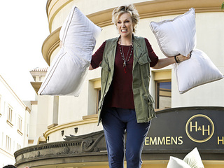 CBS pulls 'Angel From Hell' after 5 episodes