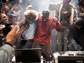 Kanye West unveils