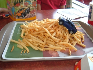 A McDonald's will soon have unlimited fries