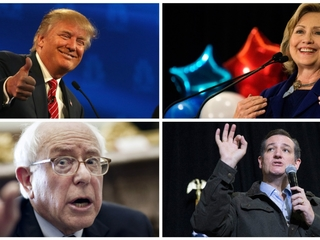 Judging presidential candidates' spending habits