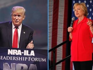Political model predicts Clinton beats Trump