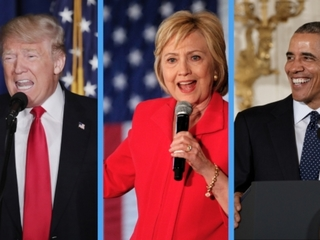 Clinton, Trump viewed unfavorably in recent poll