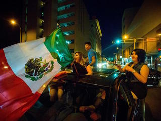 Some Hispanics face ridicule over Trump support