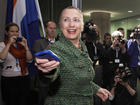 Benghazi security not directly denied by Clinton