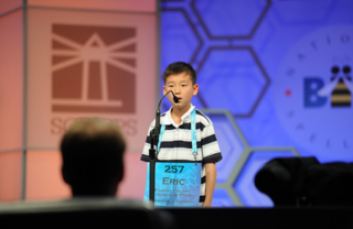 Spelling Bee: 360 video of the title