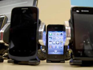 Cellphone radiation study raises concerns