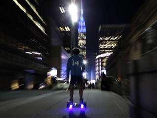 More than 500k hoverboards recalled after fires