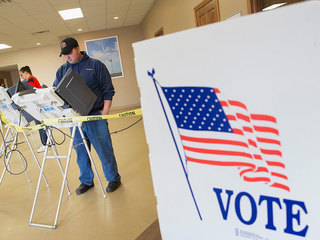 Okla. special elections to be held Tuesday