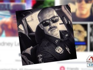 Cop fired for threatening child on Facebook