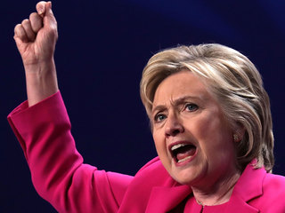 History as Clinton ascends to nomination