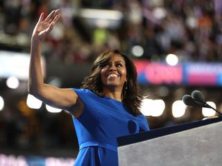 Sanders, Mrs Obama, Warren take convention stage