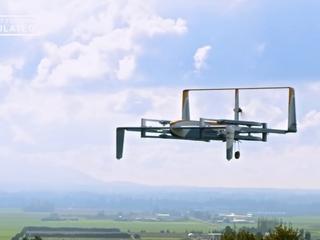 Amazon drones get new testing ground