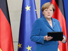 Merkel pledges justice after IS attacks
