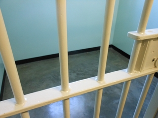 Corrections officers stop contraband drop