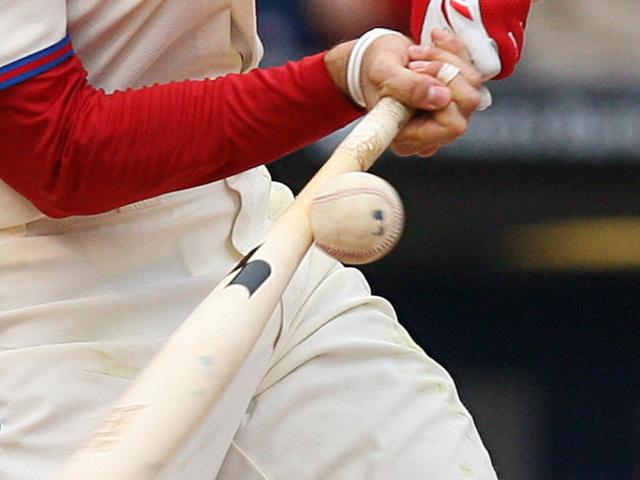 Minor leaguer hits grand slam, breaks his own windshield