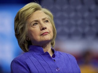 Clinton wraps up fundraising blitz in Hamptons