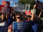 Authorities start arresting pipeline protesters