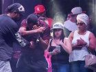 Drone hits artist at Bone Thugs-n-Harmony show