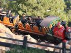 Disney World coaster helps pass kidney stones