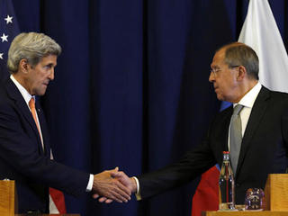 Kerry threatens to end Syria talks