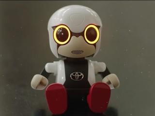 Meet your new best friend — a mini robot