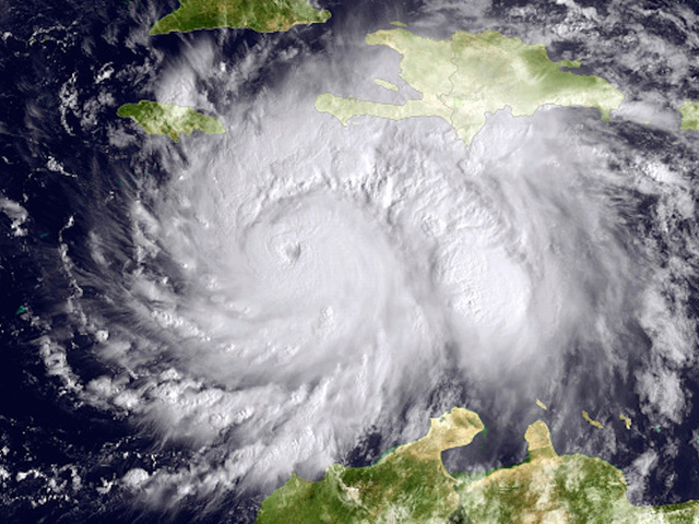Hurricane Matthew slams Haiti, at least 11 dead