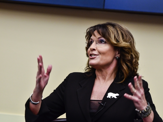 Palin Sues NYT Over Editorial Error on Shooting