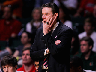 Rick Pitino charged by NCAA in sex scandal
