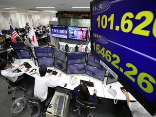 Financial markets react to Trump presidency win