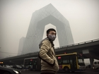 China's smog contains drug-resistant bacteria
