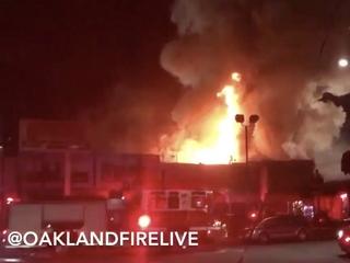 33 bodies found in Oakland nightclub fire