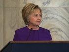 Hillary Clinton calls fake news 'an epidemic'