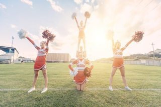 Is cheerleading a sport? The Olympics say it is