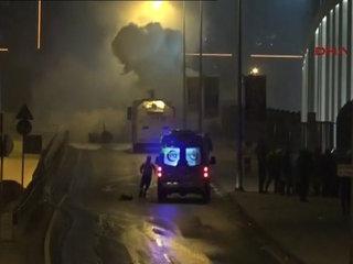 Explosions kill 15 at Turkish stadium