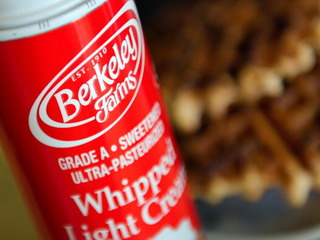 Grocers face whipped cream shortage