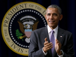 Opinion: How Obama should say goodbye